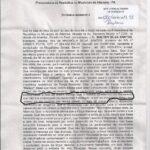 Denúncia ao MPF parte 1 – Clique para ampliar
